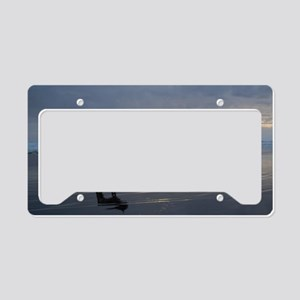 Lone Shepherd License Plate Holder