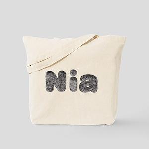 Nia Wolf Tote Bag