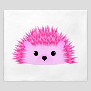 Hedgy the Hedgehog King Duvet