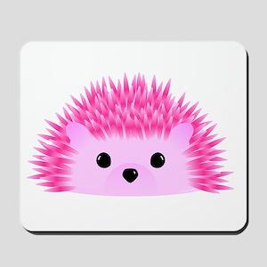 Hedgy the Hedgehog Mousepad
