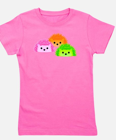 Hedgy, Vedgy, and Sedgwick Girl's Tee