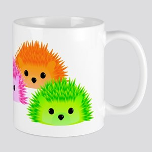Hedgy, Vedgy, and Sedgwick Mug