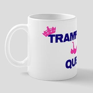 Trampoline Queen Mug