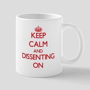 Dissenting Mugs
