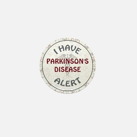 PARKINSON'S DISEASE Mini Button (10 pack)