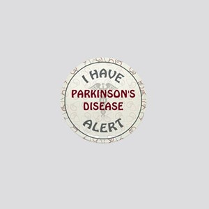 PARKINSON'S DISEASE Mini Button