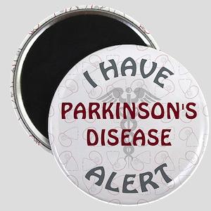 PARKINSON'S DISEASE Magnet