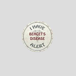 BEHCET'S DISEASE Mini Button