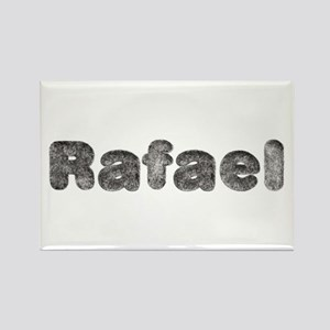 Rafael Wolf Rectangle Magnet