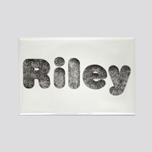 Riley Wolf Rectangle Magnet