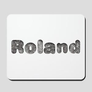 Roland Wolf Mousepad