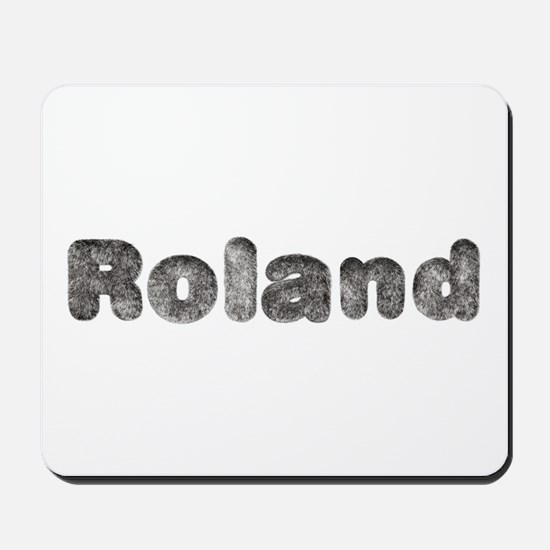 Roland Wolf Mousepad