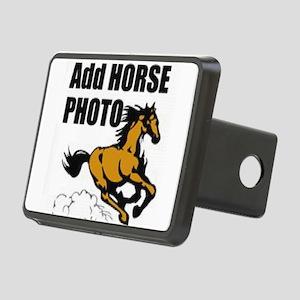 Add Horse Photo Hitch Cover