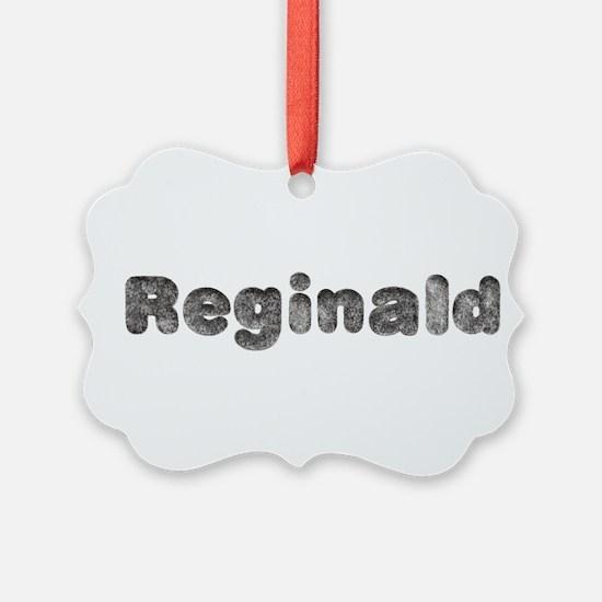 Reginald Wolf Ornament