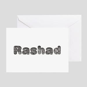 Rashad Wolf Greeting Card