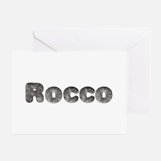 Rocco Wolf Greeting Card
