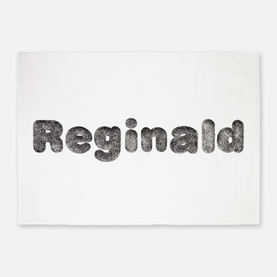 Reginald Wolf 5'x7' Area Rug