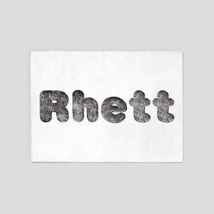 Rhett Wolf 5'x7' Area Rug
