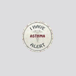 ASTHMA Mini Button