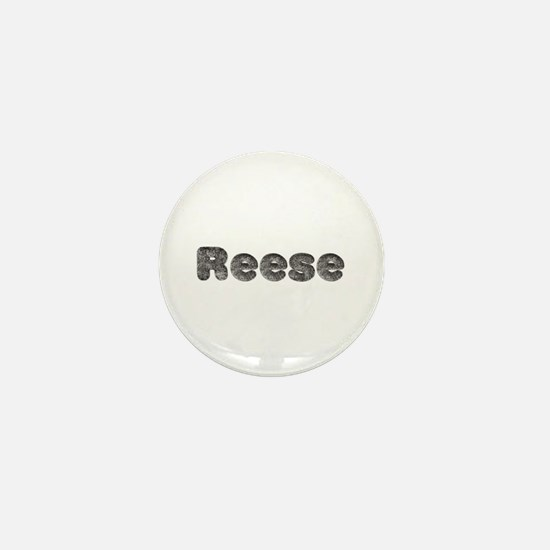 Reese Wolf Mini Button