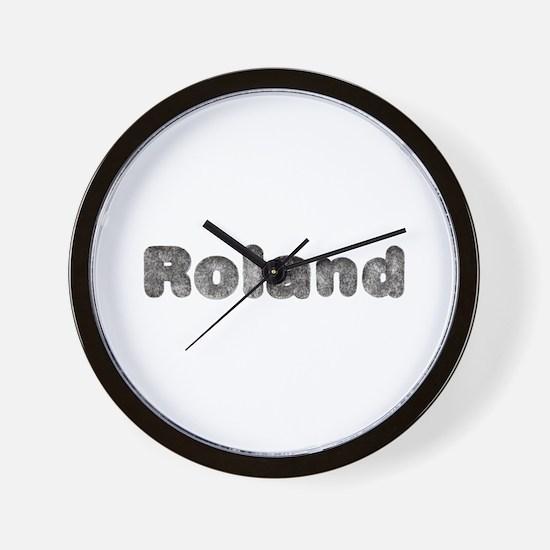 Roland Wolf Wall Clock