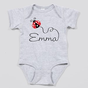 Ladybug Emma Baby Bodysuit