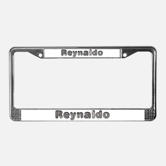Reynaldo Wolf License Plate Frame