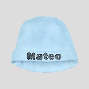 Mateo Wolf baby hat