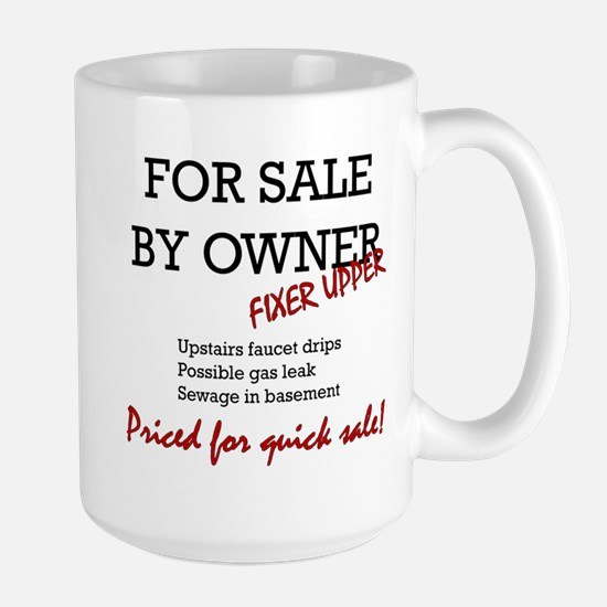 For Sale By Owner Mugs