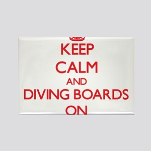 Diving Boards Magnets