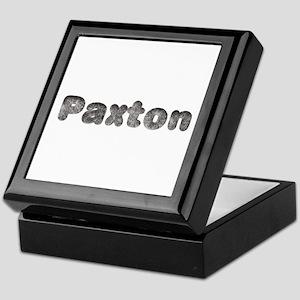 Paxton Wolf Keepsake Box