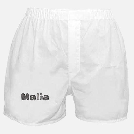 Malia Wolf Boxer Shorts