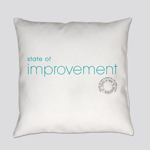 State of Improvement Everyday Pillow