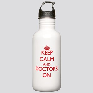 Doctors Stainless Water Bottle 1.0L