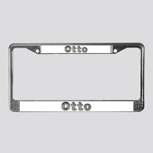Otto Wolf License Plate Frame