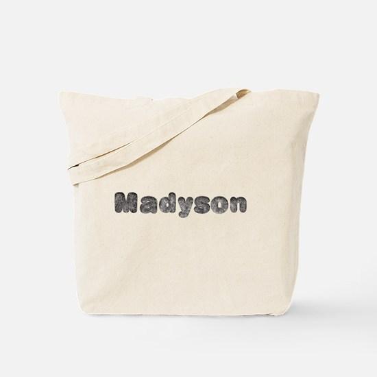 Madyson Wolf Tote Bag