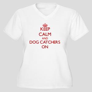 Dog Catchers Plus Size T-Shirt