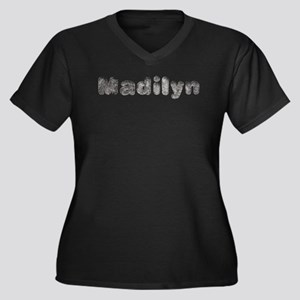 Madilyn Wolf Plus Size T-Shirt