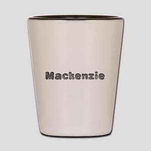 Mackenzie Wolf Shot Glass