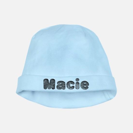 Macie Wolf baby hat