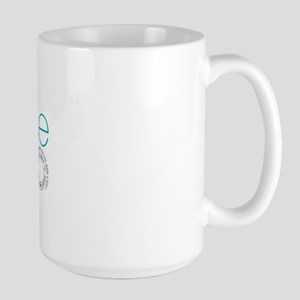 State Of Resilience Large Mugs