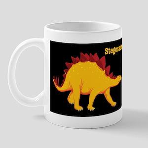 Stegosaurus Dinosaur Mug