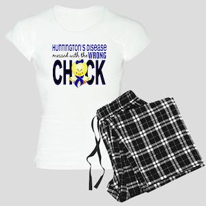 Huntington's MessedWithWron Women's Light Pajamas