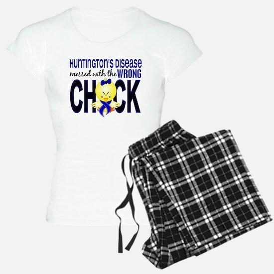 Huntington's MessedWithWron Pajamas