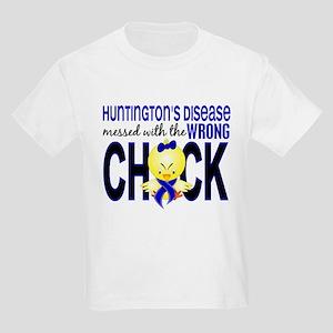 Huntington's MessedWithWrongChi Kids Light T-Shirt