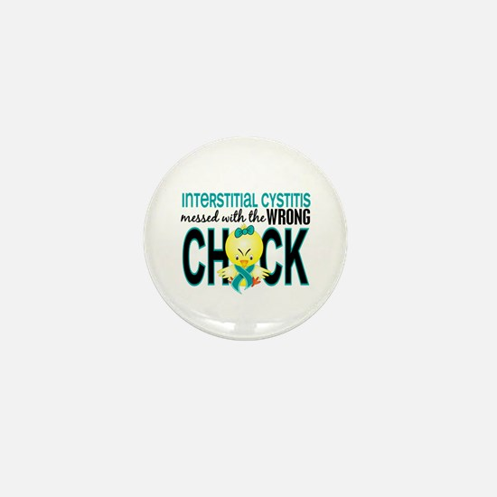Interstitial Cystitis MessedWithWrongC Mini Button