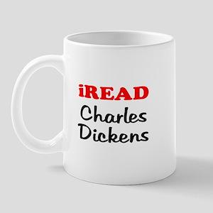 iREAD Charles Dickens Mug