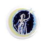 Texas Moon Goddess Of Liberty Button