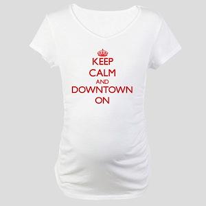 Downtown Maternity T-Shirt