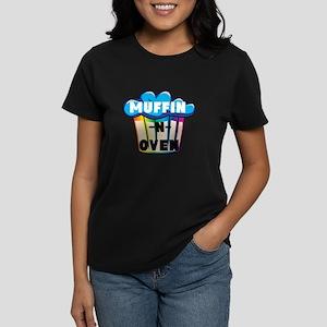 Muffin N Oven Women's Dark T-Shirt